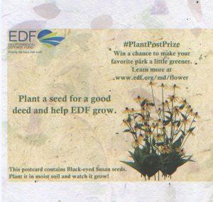 PlantPostPrizepostcard